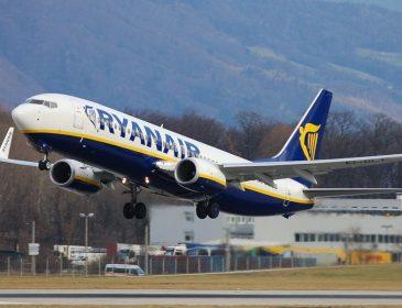 Ryanair: 1.000.000 de bilete pentru călătorii în Europa, cu doar 10 Euro/ segment