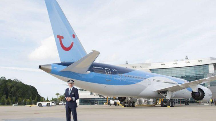 Thomson Airways a intrat în posesia primului Boeing B787-9 din flota sa