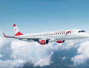 Rută nouă: Austrian Airlines zboară acum din Viena către Gothenburg, Suedia