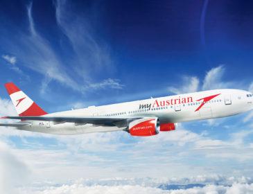 RUTE NOI: Austrian Airlines va zbura din 2018 către Cape Town și Tokyo