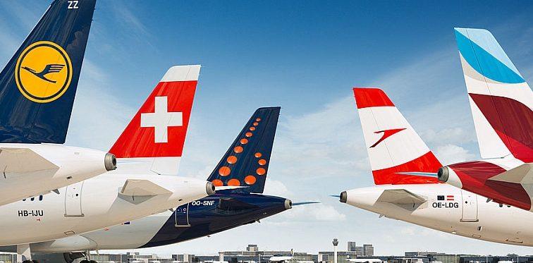 Lufthansa Group: cota de piață în Europa rămâne la 9%
