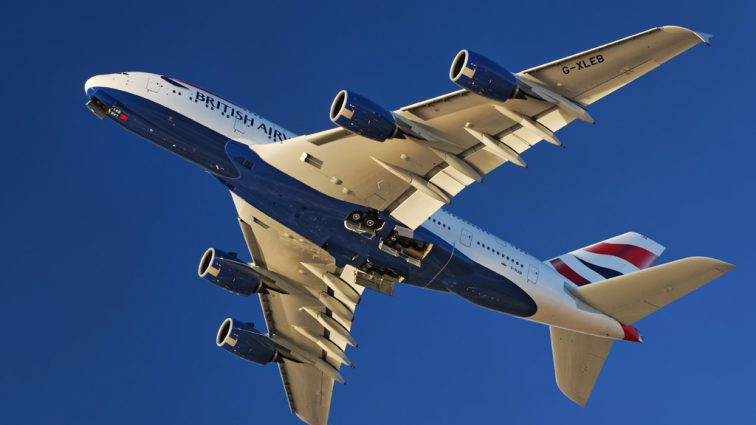 Acord codeshare între British Airways și China Eastern Airlines