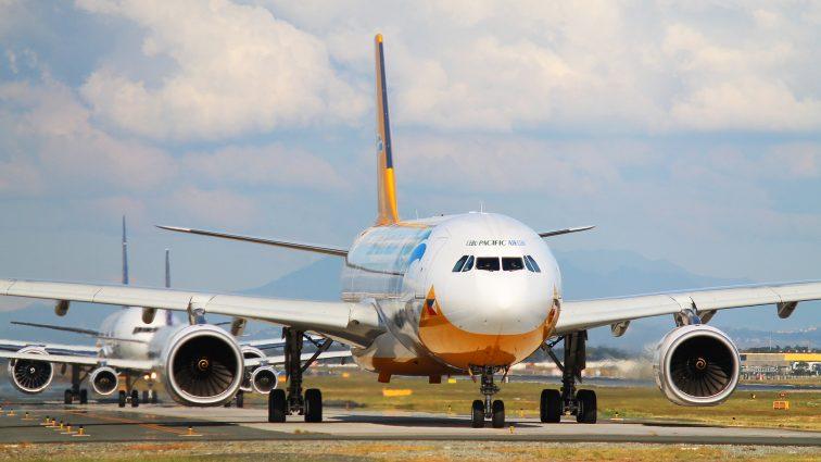 Cebu Pacific plasează o comandă pentru două A330-300