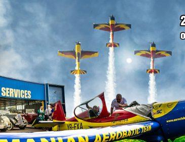 Festivalul Aeromania se pregătește de startul ediției cu numărul zece