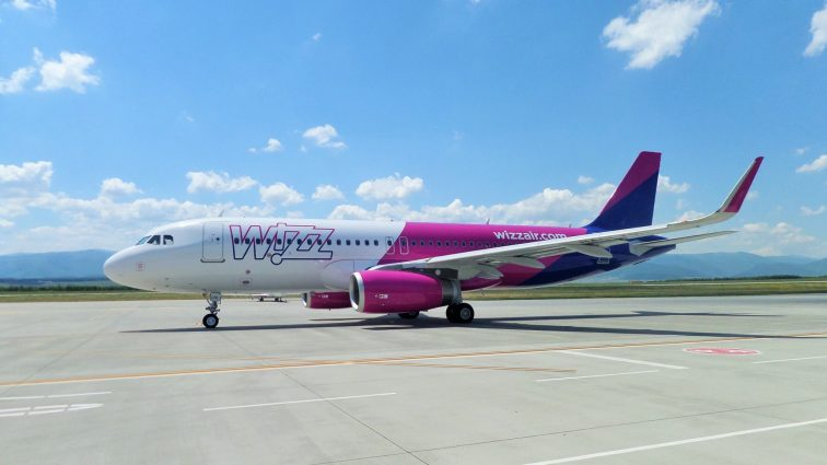 Rute noi: Wizzair deschide 5 rute noi din Sibiu către Frankfurt Hahn, Copenhaga, Paris, Bruxelles și Basel