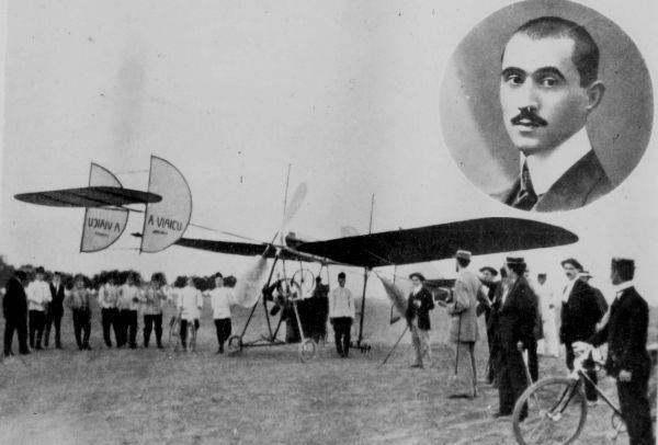 """Astăzi se împlinesc 106 ani de la primul zbor al avionului """"Vlaicu nr. 1"""""""