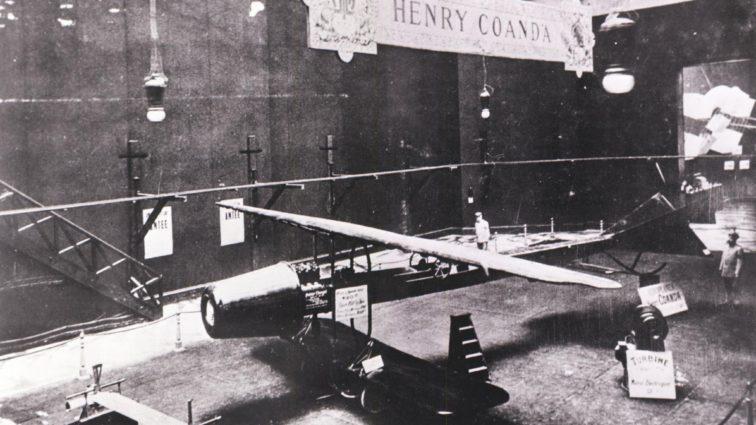 Astăzi se împlinesc 130 de ani de la nașterea inginerului Henri Coandă