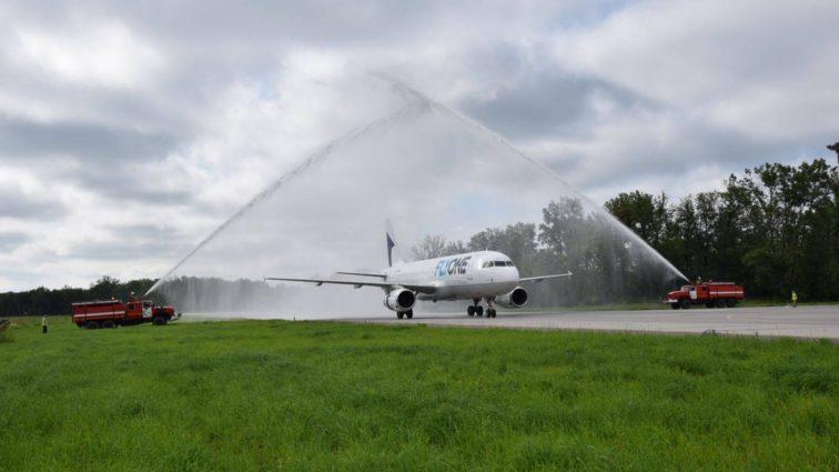 Programul zborurilor FlyOne din Chișinău către Roma, Valencia, Birmingham și Moscova
