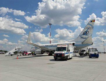 Zborul TAROM RO332 Stockholm – București a aterizat astăzi de urgență la Varșovia