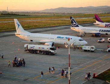 Aeroportul International Iasi, in topul cresterii traficului de calatori