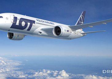 Puteți călători din București și Cluj-Napoca către destinații europene și nu numai, profitând de ofertele LOT Polish Airlines