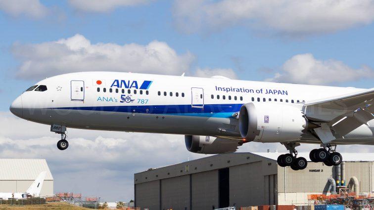 Operatorul japonez ANA a descoperit probleme la motoarele Rolls-Royce cu care sunt echipate aeronavele Boeing 787 Dreamliner