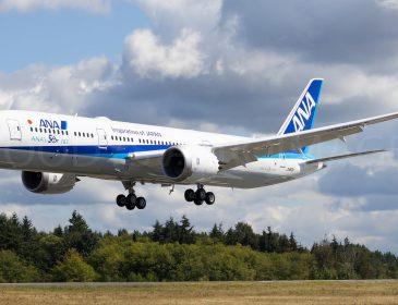 All Nippon Airways (ANA) recepționează al 50-lea Boeing 787 Dreamliner, alte zeci astfel de aeronave urmează să fie livrate până în 2020
