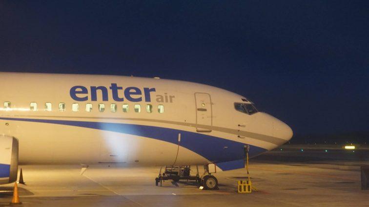 Operatorul polonez Enter Air a fost amendat de autoritățile din Franța cu 1.1 milioane EURO pentru zgomote perturbatoare