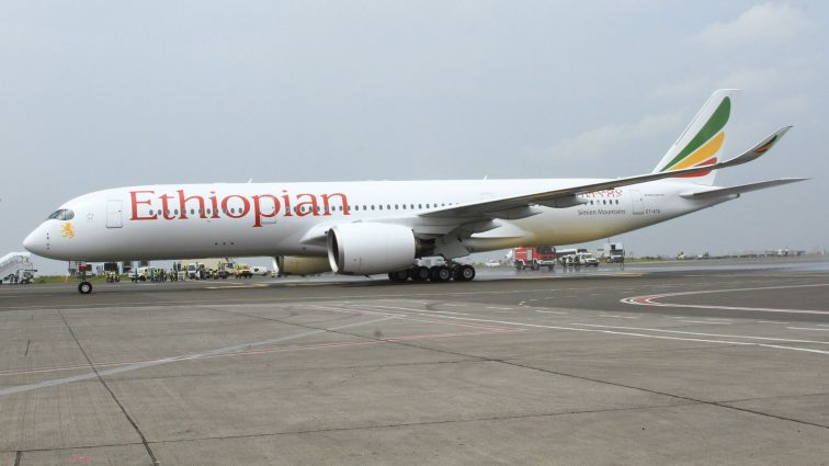 Ethiopian Airlines a recepționat al doilea Airbus A350 XWB (FOTO)