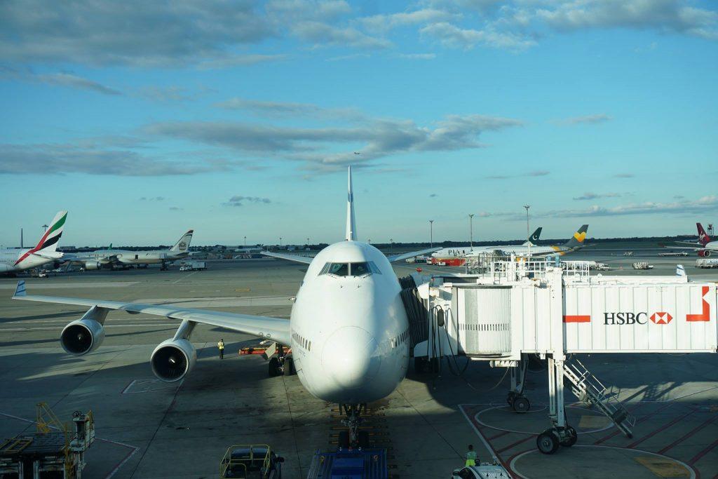 Boeing 747 El Al la JFK (Foto: Gabriel Bobon)