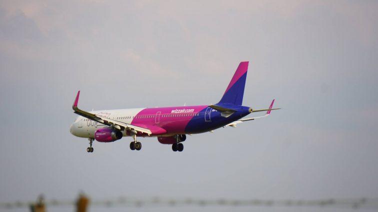 Ofertă Wizzair: 20% discount pentru zboruri cu ocazia aniversării a 1 milion de membrii Discount Club