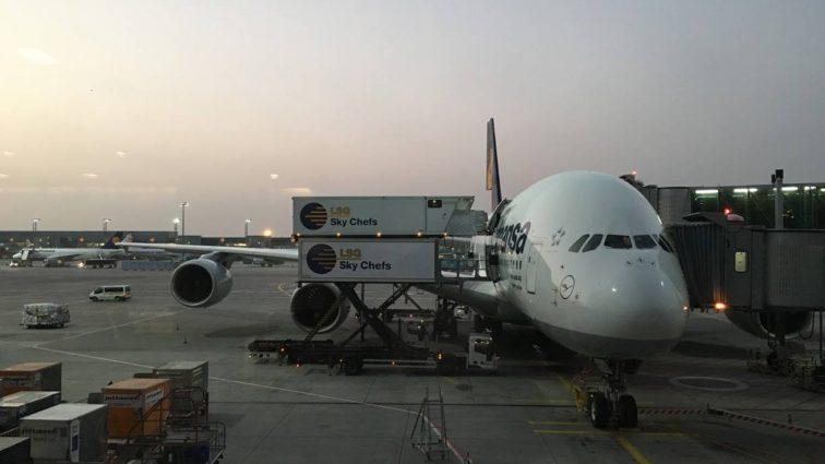 Spotters, alert! Lufthansa va efectua în 16 octombrie un one-off flight cu Airbus A380 la Sofia