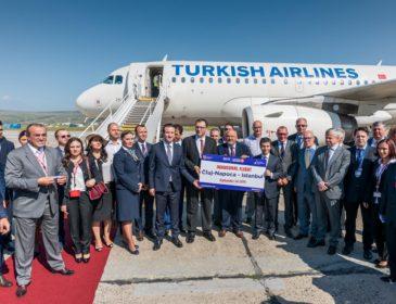 Turkish Airlines lansează cea de-a treia rută în România, Cluj-Istanbul