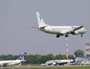 INCIDENT: Zborul Blue Air 0B134 Liverpool – București a fost deviat la Frankfurt din motive tehnice