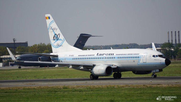 TAROM: mai multe zboruri din București către Spania în sezonul de vară