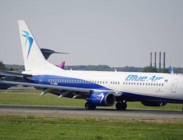 Blue Air anunță noi rute din Cluj-Napoca către Hamburg, Larnaca, Londra și Nisa