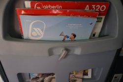 airberlin seat