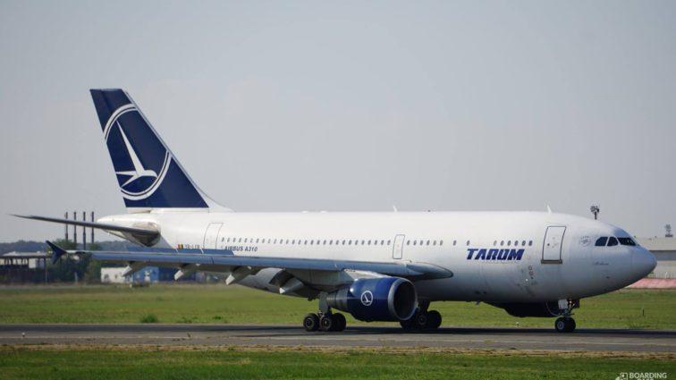 "Adio YR-LCB! Al doilea Airbus A310 din flota TAROM a fost ""pensionat"" astăzi"