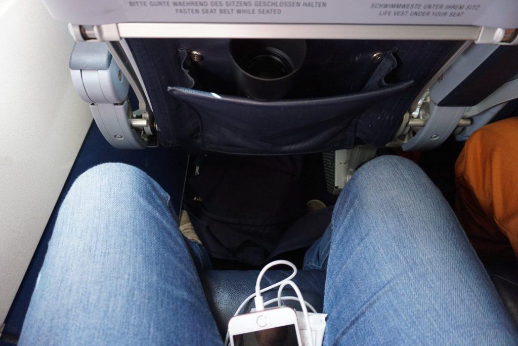 airberlin leg room economy