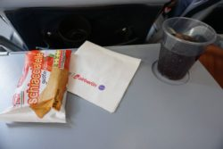 snacks airberlin economy