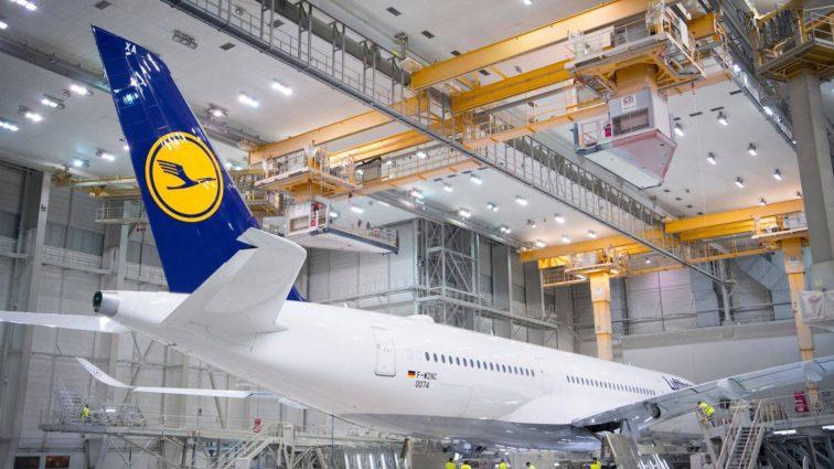 Lufthansa oferă detalii concrete despre interiorul primului Airbus A350XWB care-l va recepționa