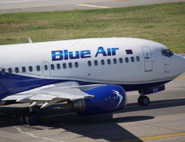Blue Air își deschide o subsidiară în Cehia cu baza la Brno