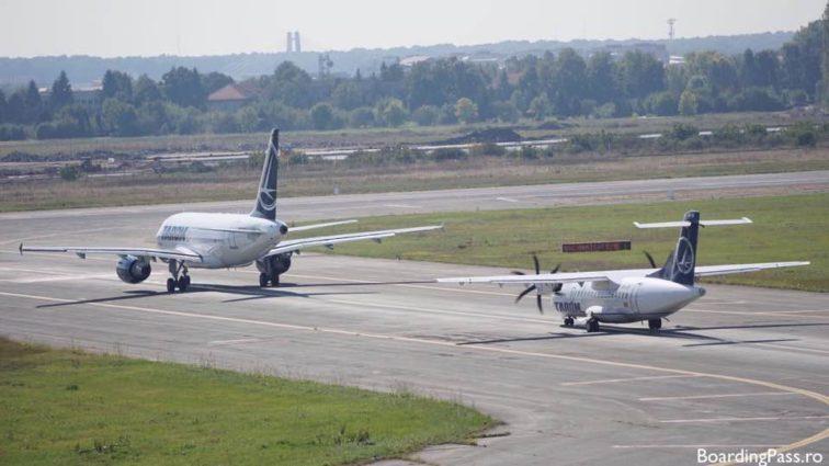 TAROM ar putea închiria două aeronave ATR 72-600 și primește suport tehnic de la ATR