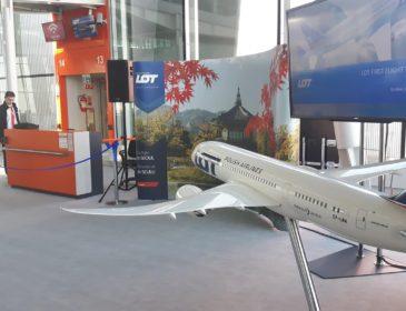 Capacitatea Liniilor Aeriene Poloneze – LOT a crescut cu 20% în 2016
