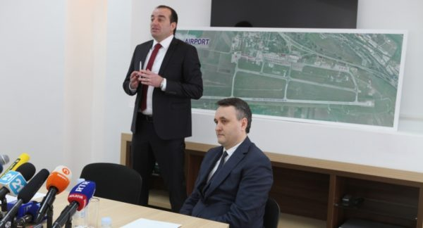 Lucrările de construcție la a doua pistă a aeroportului din Chișinău au început în această lună