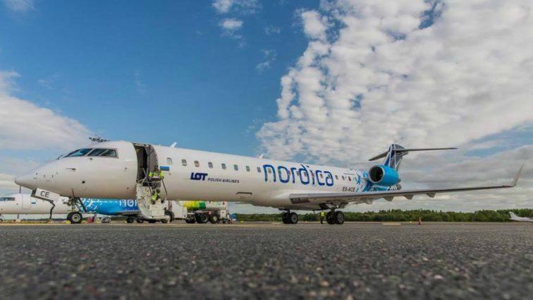 LOT preia 49% din acțiunile operatorului eston Nordica