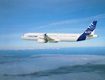 Olympus Airways va închiria o aeronavă A321-200 transportatorului moldovean Tandem Aero