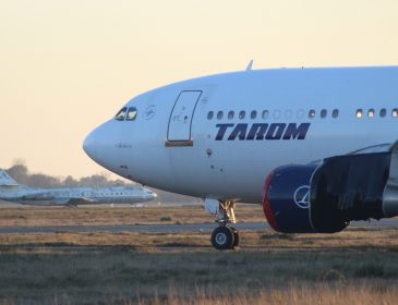 Compania TAROM vinde o parte din flotă cu scopul de a-și minimaliza pierderile