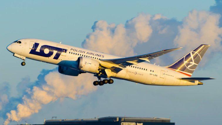 LOT Polish Airlines va primi și trei Boeinguri 787-9 Dreamliner printr-o înțelegere cu Aviation Capital Group