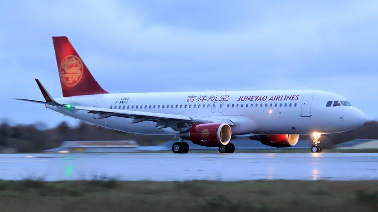 Compania Juneyao Airlines dorește să devină partener al Star Alliance