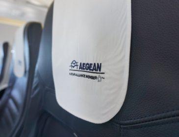 Trip report: zbor Aegean Airlines A3961: București – Atena cu Airbus A320 în Business Class