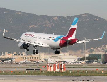 Eurowings echipează 70 de aeronave cu sistemul Wings Entertain IFE
