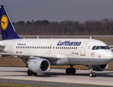Rută nouă: Lufthansa va zbura zilnic din 25 Martie cu Airbus A319 la Chișinău