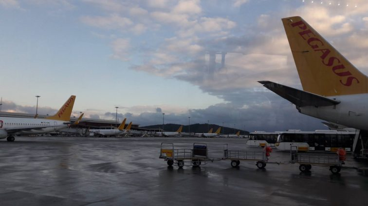 Trip report: zbor Ankara – București via Istanbul cu Pegasus Airlines