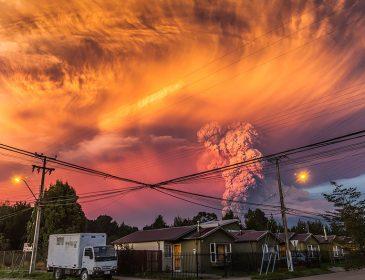 Mai multe zboruri au fost anulate datorită a trei erupții vulcanice
