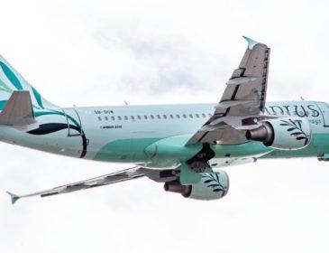 Cyprus Airways a efectuat în 1 Iunie primul său zbor comercial