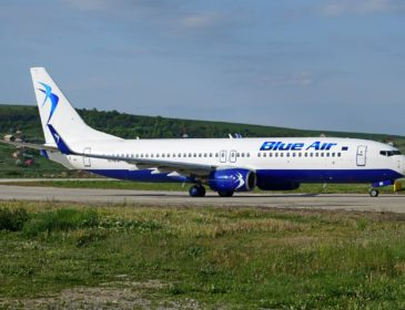 Blue Air va zbura din 17 Iunie de 3 ori pe săptămână cu Boeing 737-800 pe ruta Cluj Napoca – Constanța