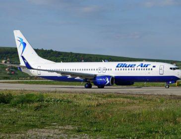Rute noi: Blue Air va zbura din Cluj Napoca către Bruxelles Zaventem și Paris Charles de Gaulle