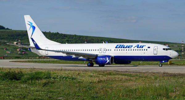 București – Timișoara cu Blue Air din 15 Iunie (sezonal)