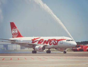 Ernest Airlines a deschis rezervările pentru rutele pe care le va opera din Italia către București și Iași